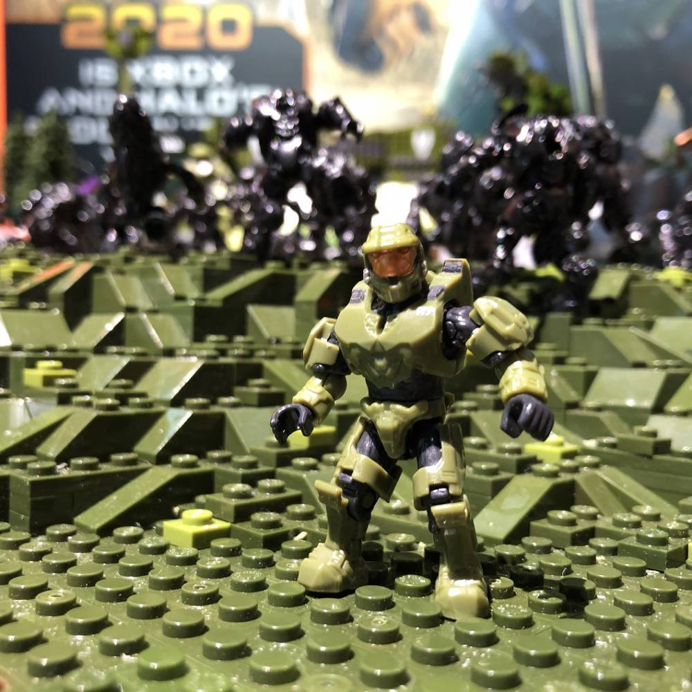 Live from NY Toy Fair: Master Chief