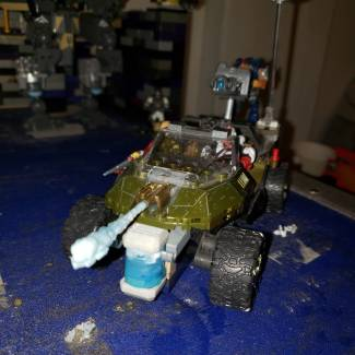 Image of: Custom Warthog