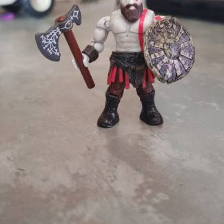 Image of: Custom Kratos