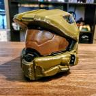 Image of: Micro Fleet Master Chief Helmet custom