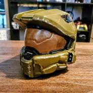 Micro Fleet Master Chief Helmet custom