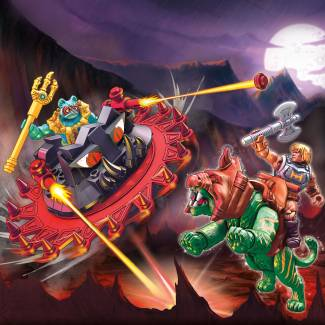 Image of: Masters of the Universe Roton!