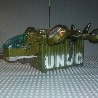 Image of: UNSC Horsefly
