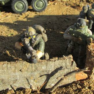 Image of: Wasteland Sniper Support (squad view)
