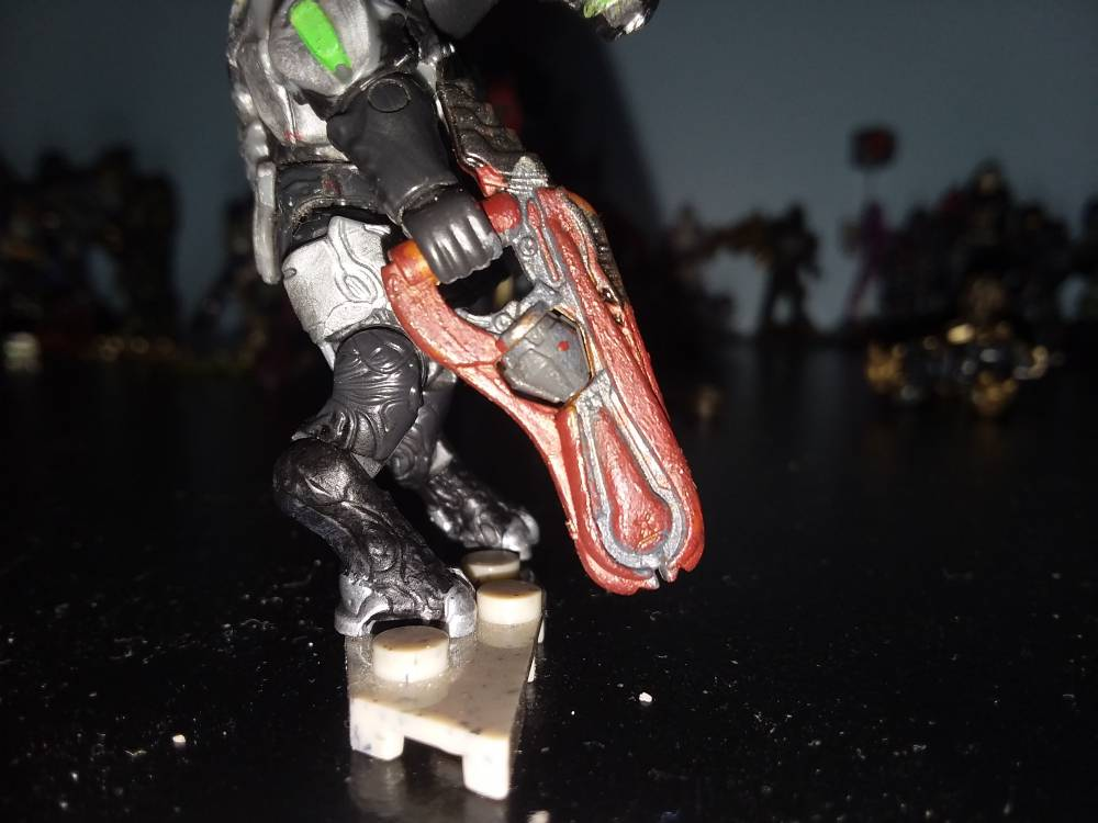 Image of: Custom ranger and reach style weapon.