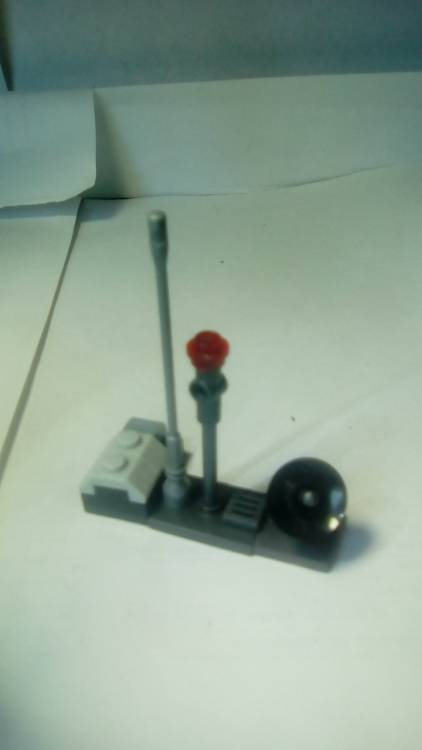 Micro building for diorama