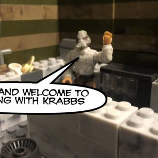 Image of: Cooking With Krabbs