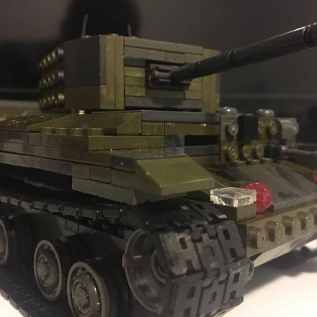Improved Cromwell Tank