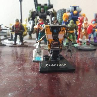 Image of: ClapTrap 😋
