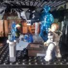 Image of: Base command center