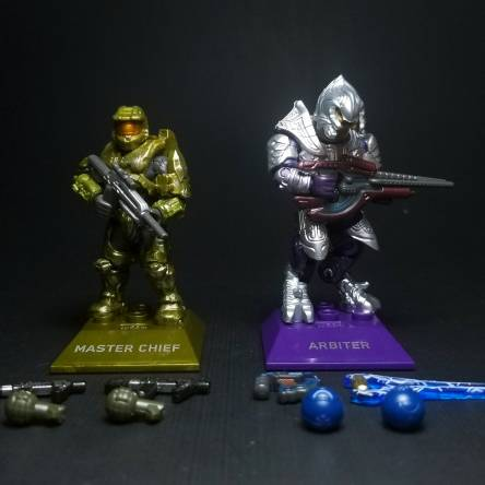 Master Chief Vs. Arbiter : Review and Comparison!