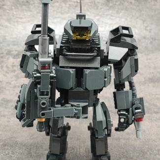 Image of: Fighter Mech