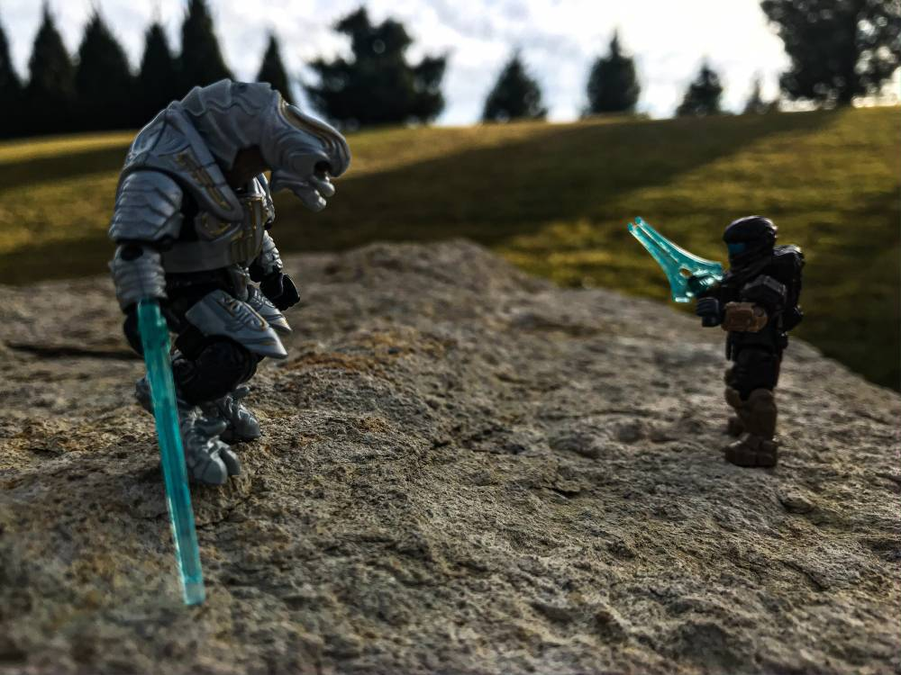 Image of: An Active Duel