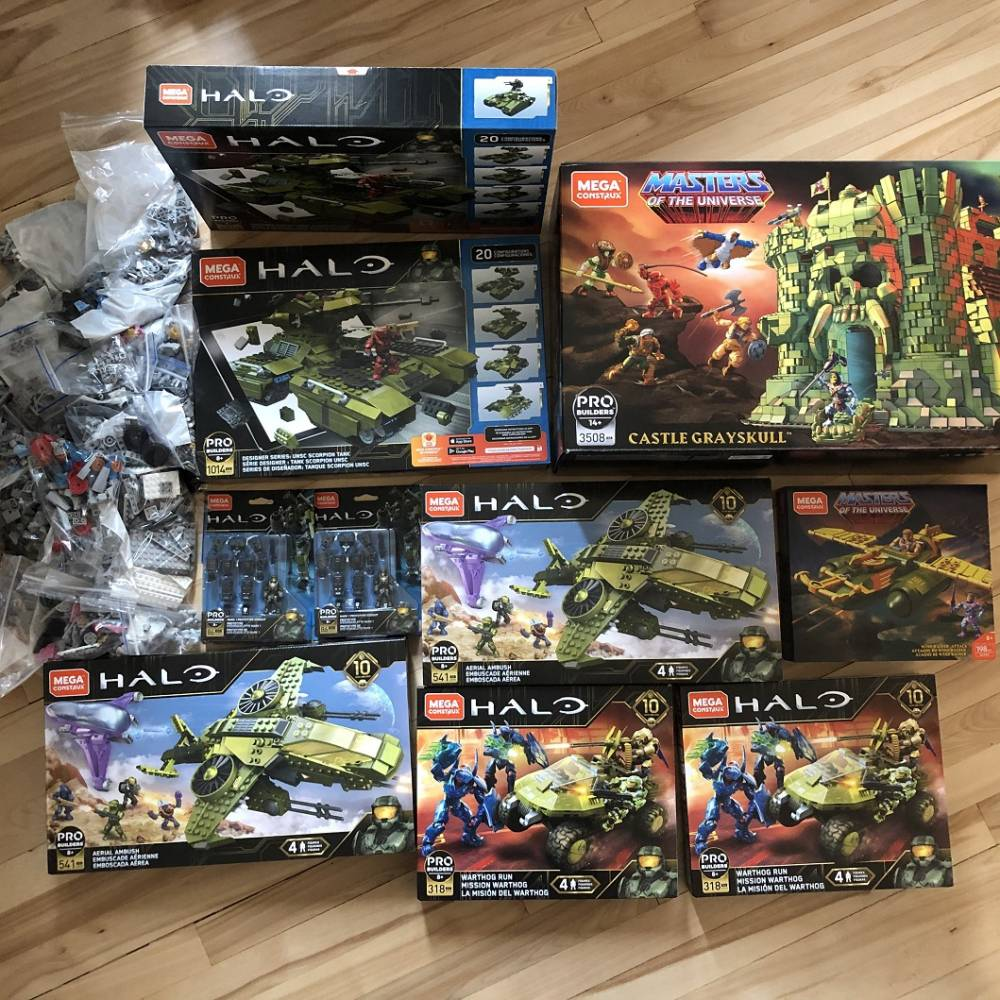 Staying Home? Start Building!