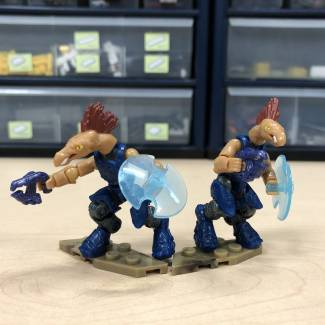 Image of: Sneak Peek: Halo Jackal Freebooter!