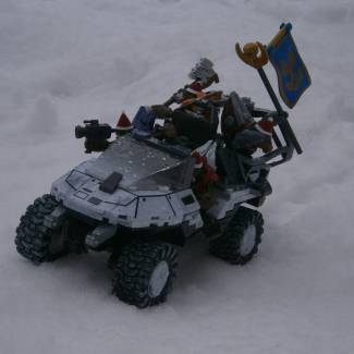 Image of: Arctic Troop Transport