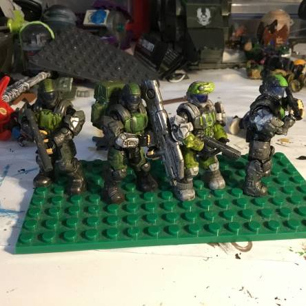 "25th Space Assault Battalion, the ""Swift Boots"""