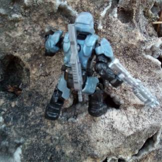 Image of: Wandering ODST