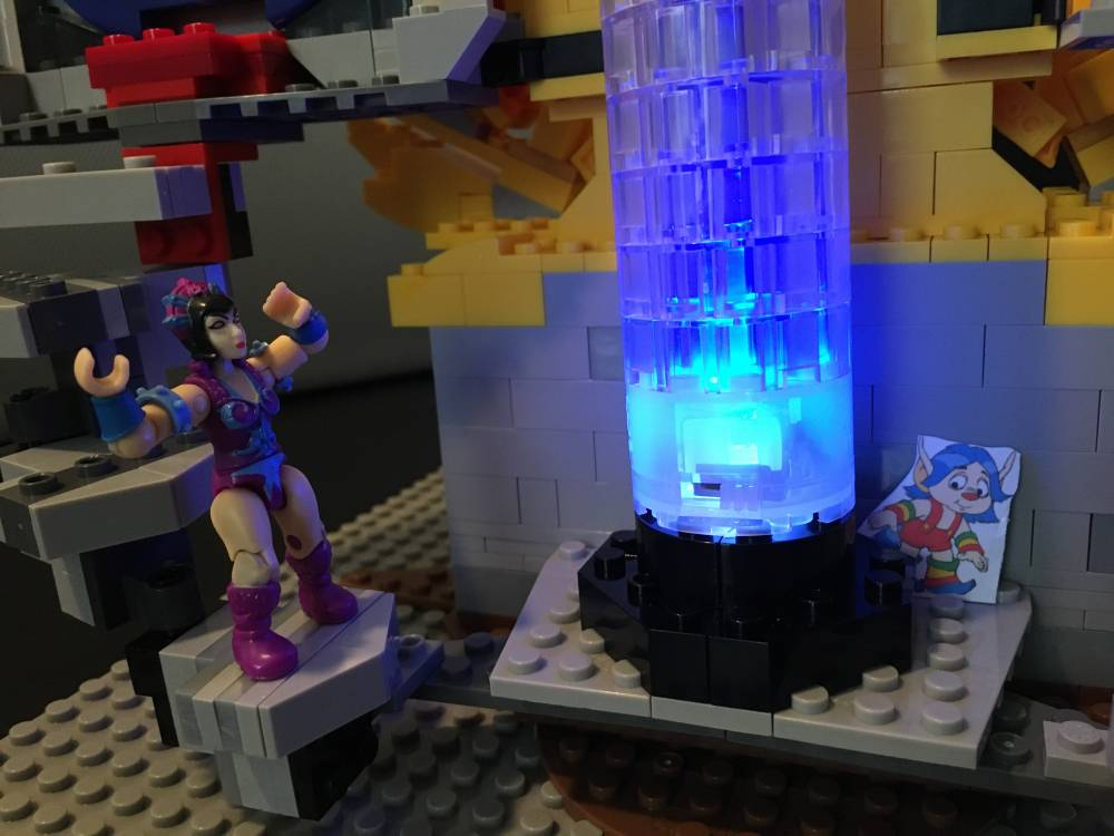 Image of: Crystal Castle (Filmation She-Ra)