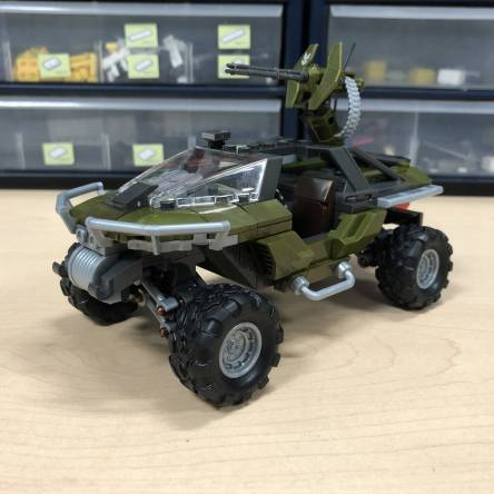 Inside the MCX Design Center: New Halo Warthog