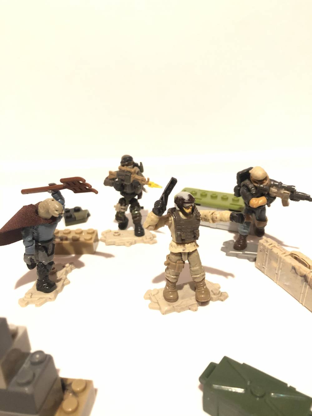 Image of: The rest of my haul for wasteland...