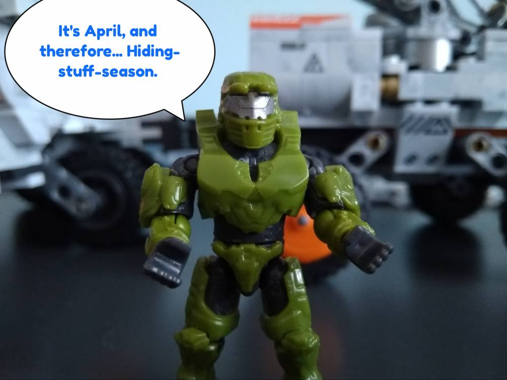 Image of: April/Easter Contest/event