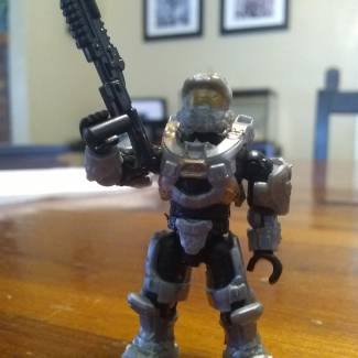 Image of: New custom Spartan
