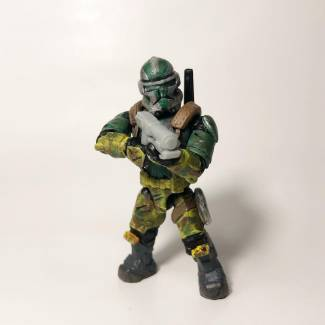 Image of: Clone Commander Gree