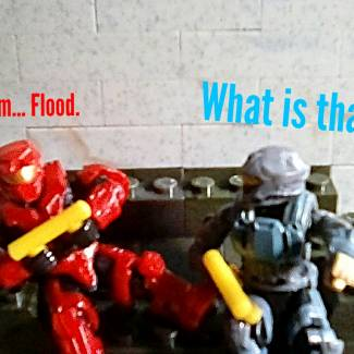 Image of: sibling shenanigans #3: The Flood (part 1)