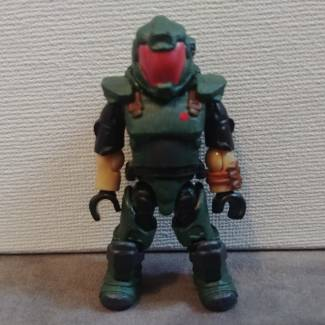 Image of: Custom Doomguy
