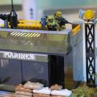 Building From Home: UNSC Defense Point