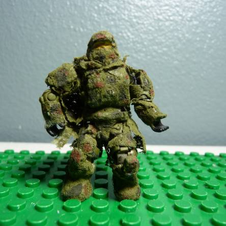 Ghillie suit marine