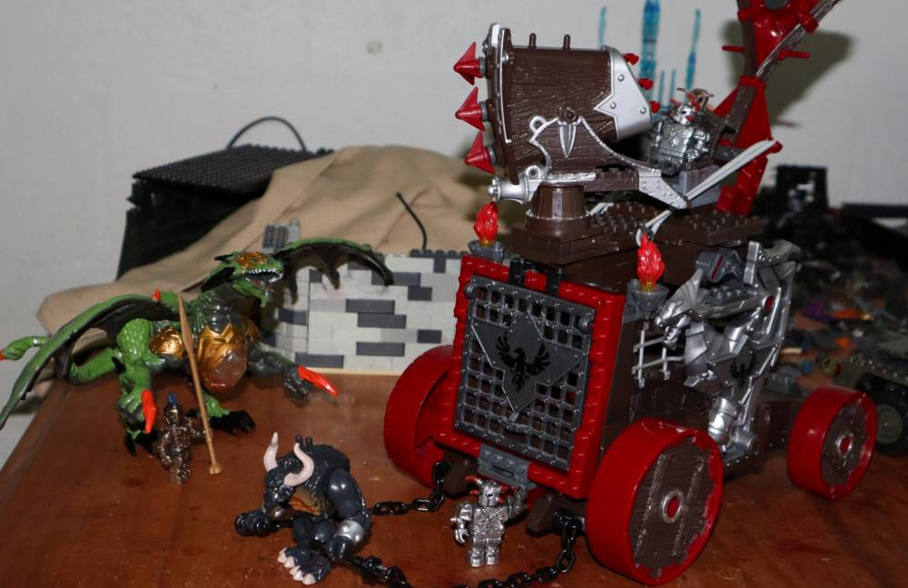 Image of: REVIEW: 96000 - Dragons Siege Chariot