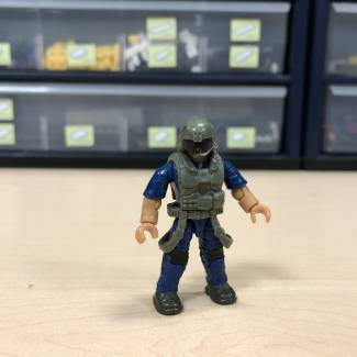 Sneak Peek: Halo Pelican Pilot