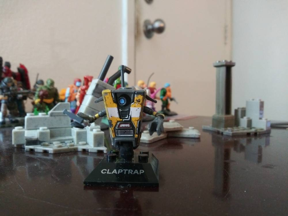 Image of: ClapTrap's antic's 2