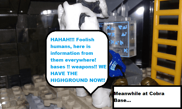 Image of: Remember Reach: Cobra base