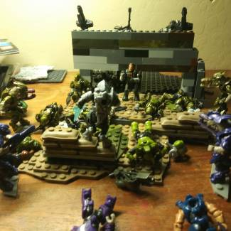 Image of: Fall of trios Base (different story)