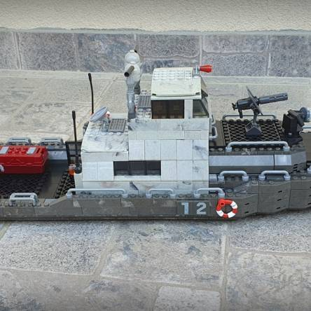 coastal intercept boat moc