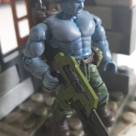 Custom MCX Rogue Trooper