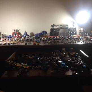 Image of: My halo mega construx collection
