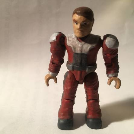 Halo CE Red Technician Custom