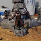 Image of: Melkore, The Mad Mage - MCX Original Custom