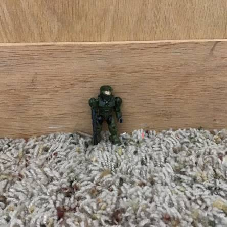My oldest halo toy