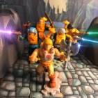 Image of: He-Man and the Guardians of Grayskull