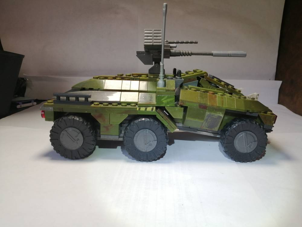 Image of: UNSC cougar