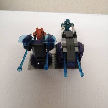 The two Covenant turrets