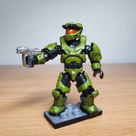 Repainted Master Chief