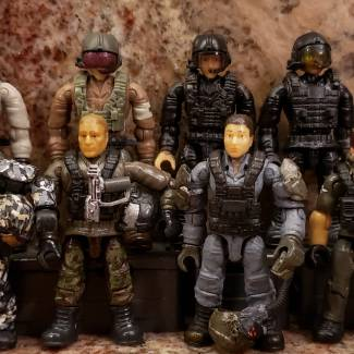 Image of: All my pilots @Spartanz19