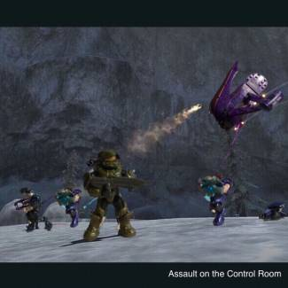 Image of: Assault on the Control Room
