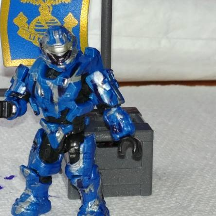Another Custom Recon Spartan